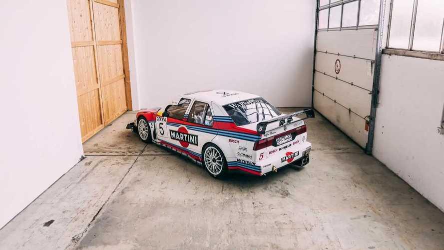Alfa Romeo 155 V6 TI ITC, a subasta
