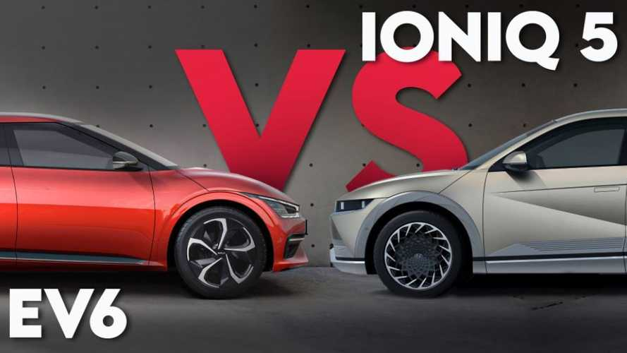 Hyundai Ioniq 5 And Kia EV6: Everything You Need To Know