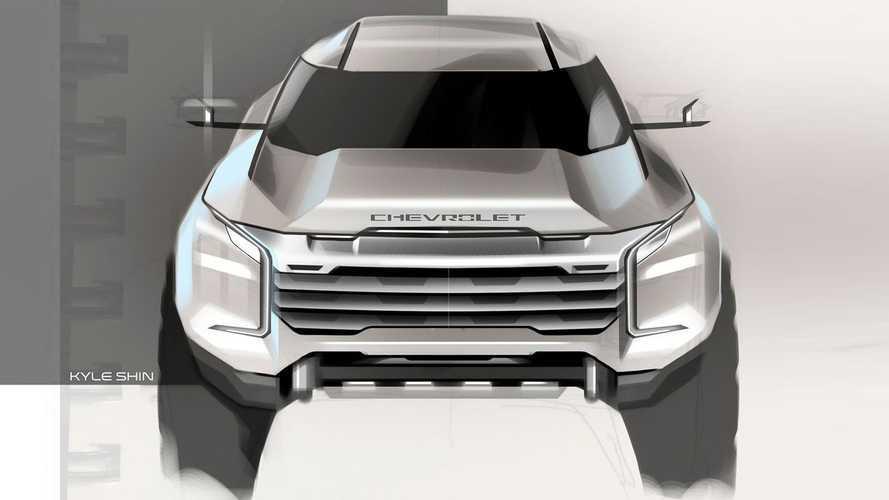 جنرال موتورز تستعرض تصميم مستقبليا لسيارة شفروليه بدفع رباعي