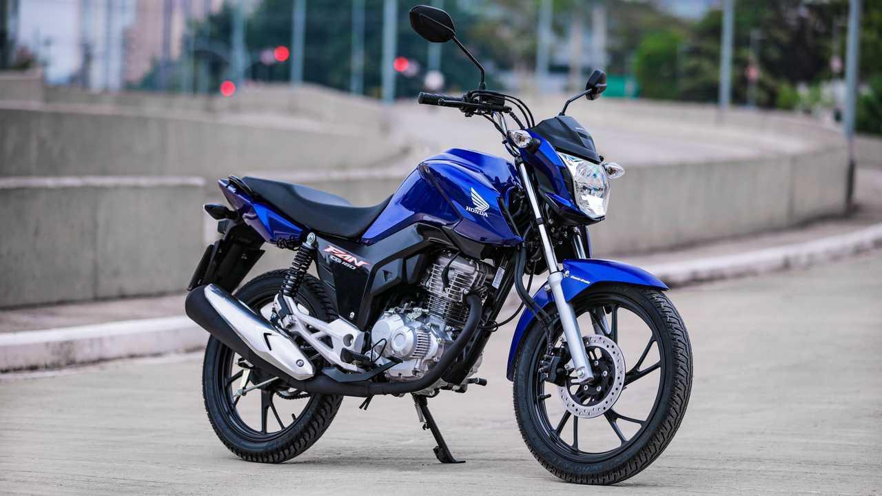 Honda CG 160 Fan 2022