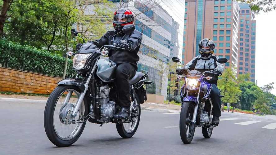 Honda CG: veja os marcos históricos dos 45 anos da moto