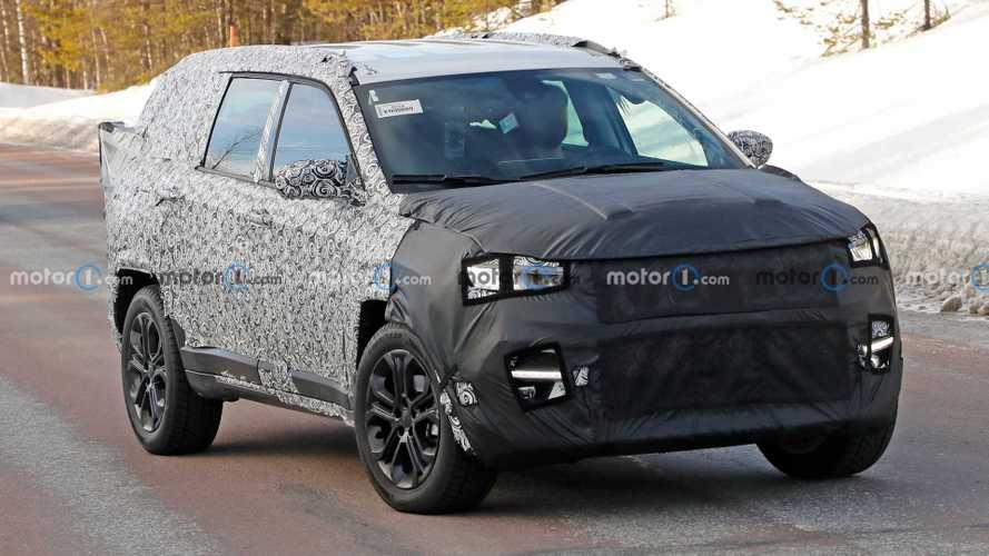Segredo: Novo SUV de 7 lugares da Jeep poderá se chamar Patriot