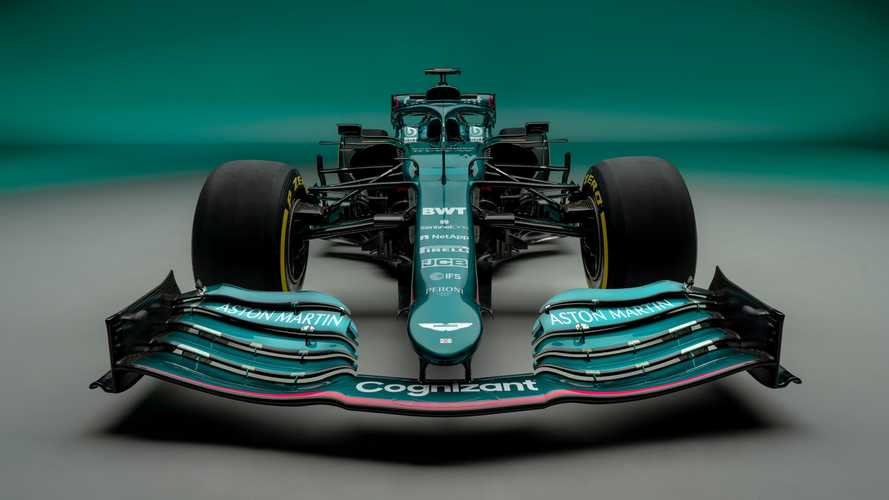 Aston Martin sets five-year target for winning F1 title