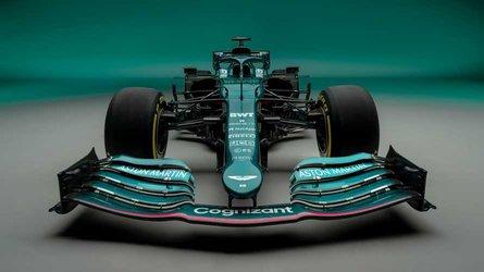 Aston Martin tweaks floor for Bahrain F1 testing