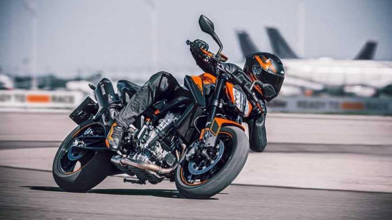 2021 KTM 890 Duke