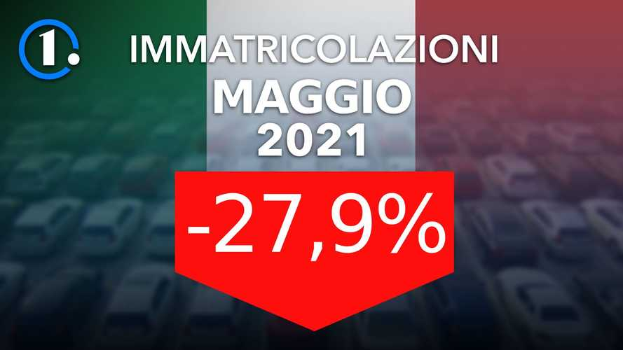 Mercato auto, in Italia la crisi delle immatricolazioni si aggrava