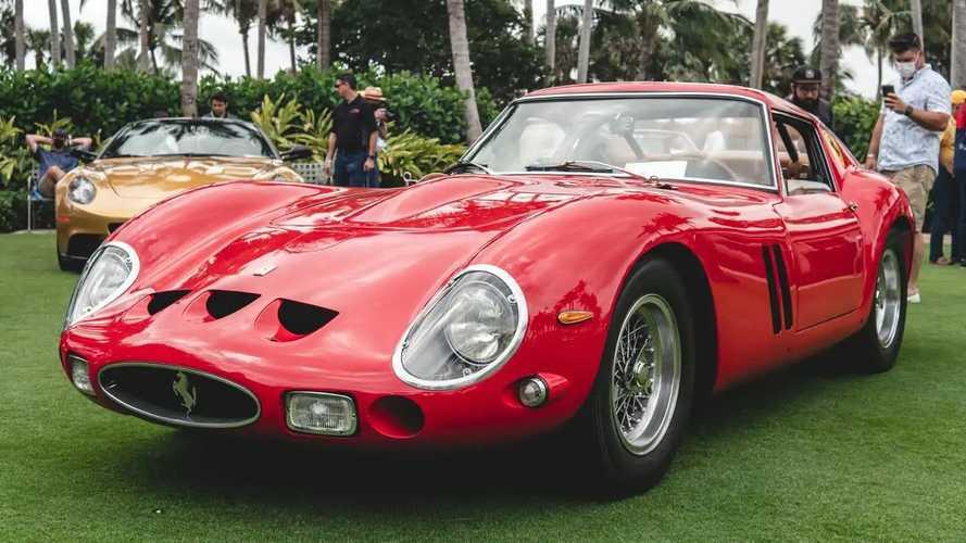 Cavallino Classic Crosses Pond This Weekend For Huge Ferrari Show