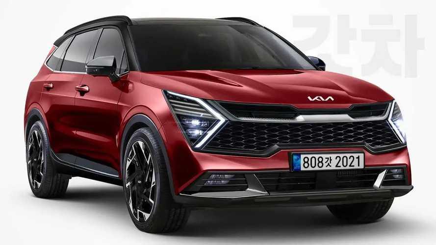 ¡Así podría ser el nuevo Kia Sportage 2021!