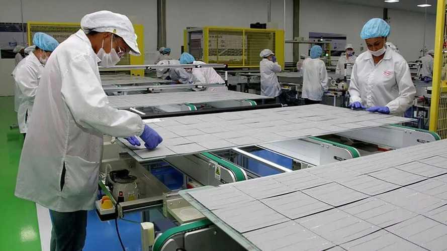 BYD Energy - módulos fotovoltaicos