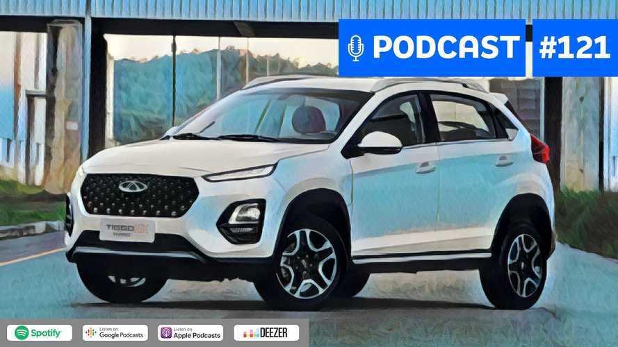 Motor1.com Podcast #121: Carros chineses já são boas compras?