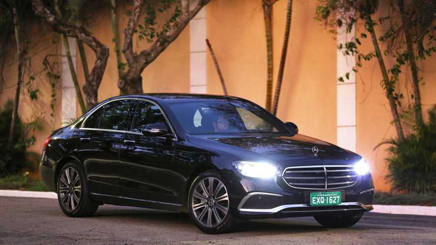 Teste Mercedes-Benz E 300 Exclusive: O novo passo da inteligência