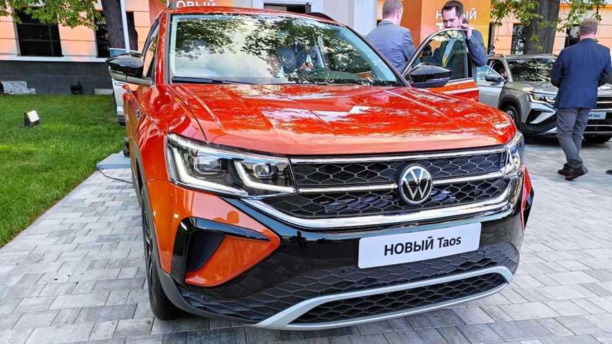 В России дебютировал Volkswagen Taos местной сборки