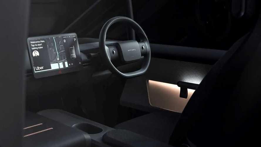 L'auto di Uber arriverà nel 2023 è sarà 100% elettrica
