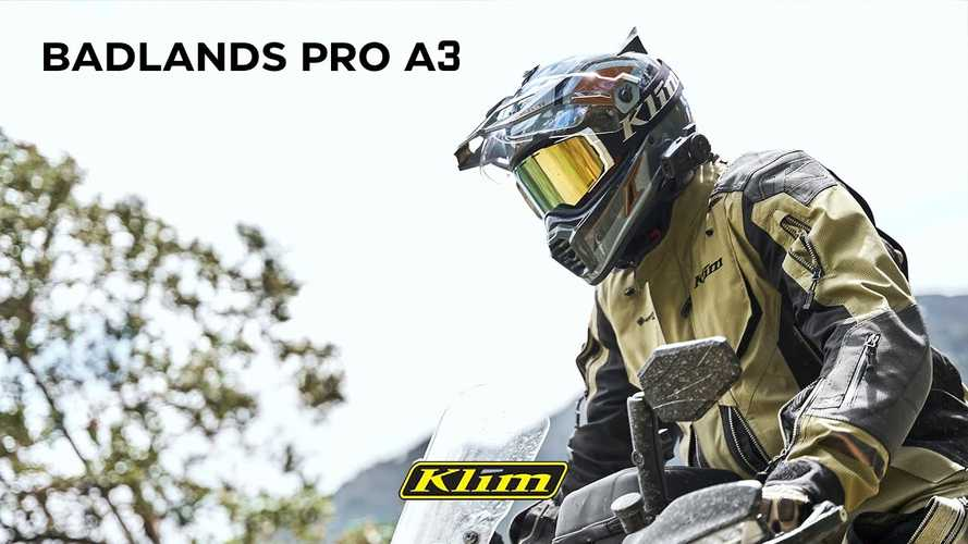 Klim Rolls Out First CE AAA-Rated Textile Adventure Gear