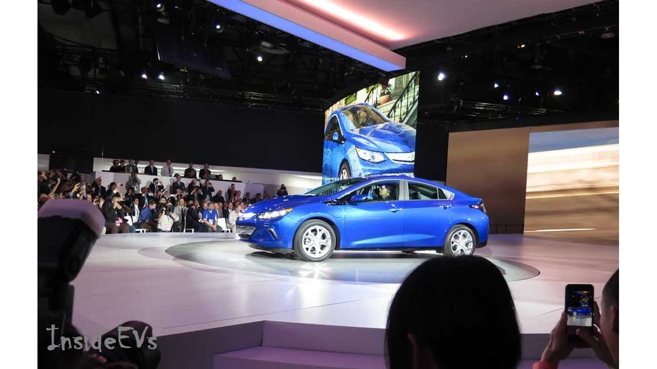 Charged EVs Interviews General Motors' Top Electrification Engineers On 2016 Chevrolet Volt