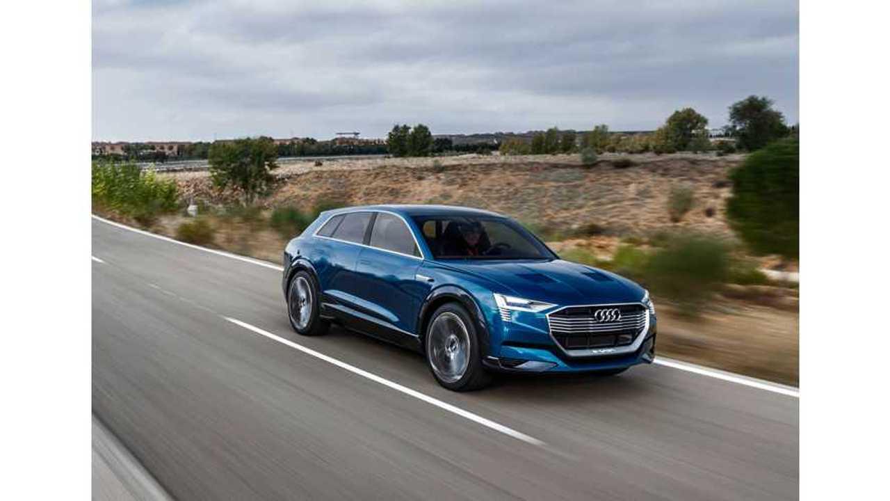 Wallpaper Wednesday: Audi e-tron quattro concept
