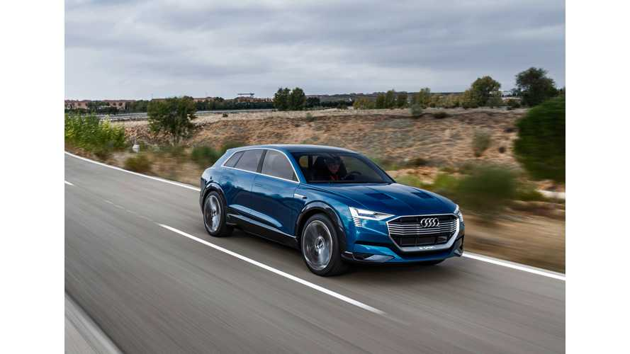 Wallpaper Wednesday: Audi e-tron quattro concept