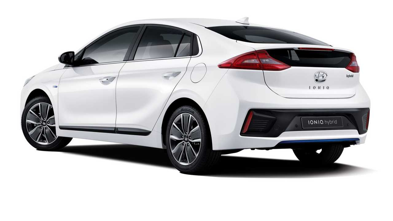 All Versions Of Hyundai IONIQ Will Be Sold Nationwide In US This Year