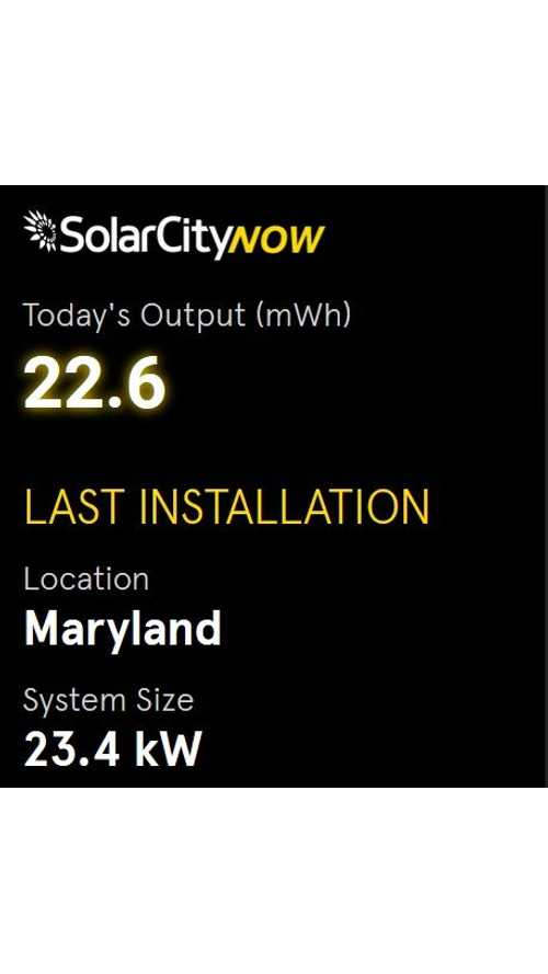 SolarCity Launches SolarCityNOW
