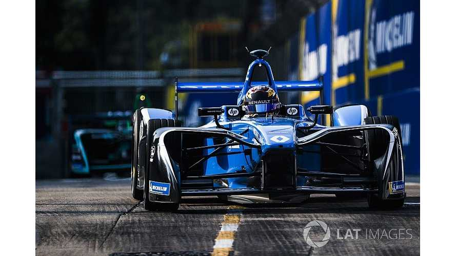 Buemi Says Formula E Car Plagued With Handling Issues