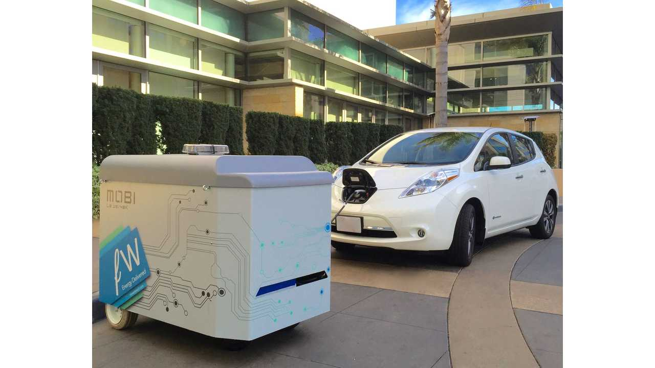 Siemens Teams With FreeWire For Mobi Charger Deployment