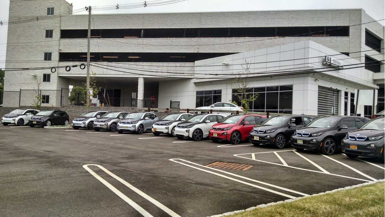 BMW i3 Event at JMK BMW in Springfield, NJ