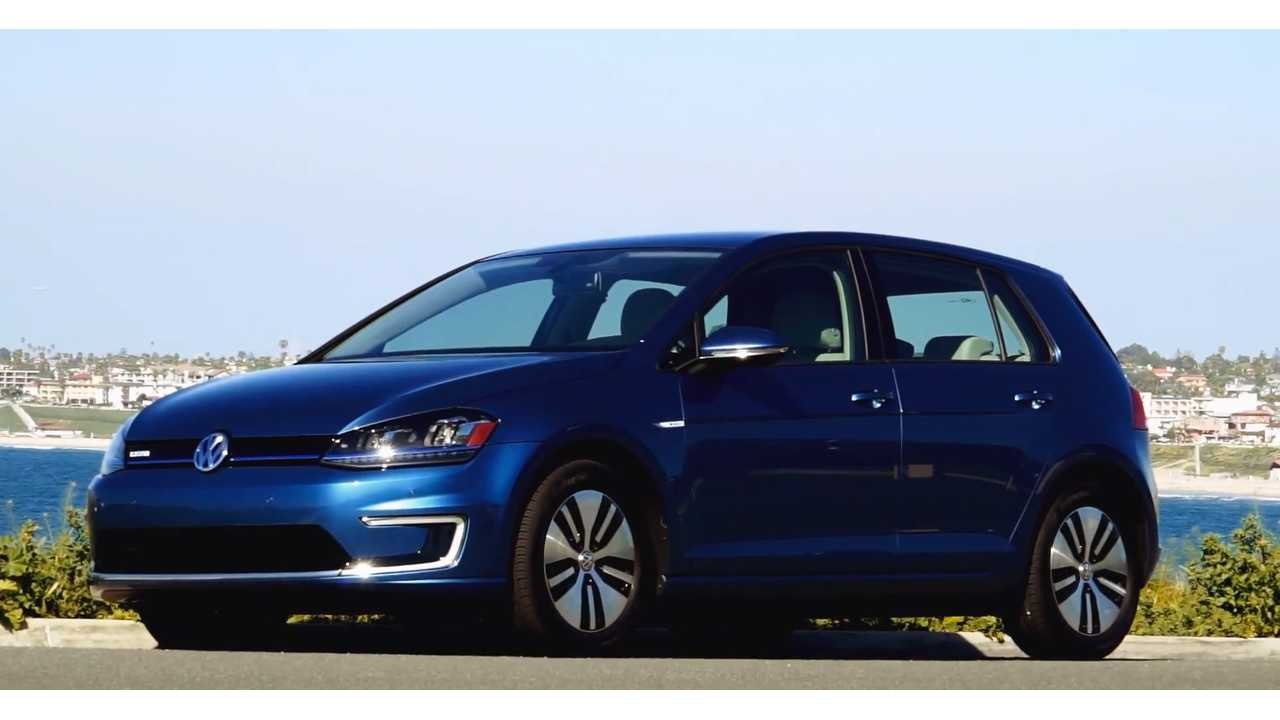 VWVortex Volkswagen e-Golf Review