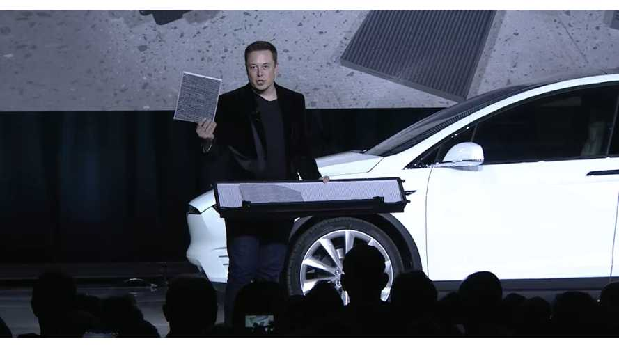 Tesla Model X To Conquer Chinese Market With Bioweapon Defense Mode