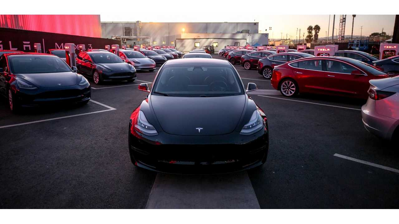 Musk Confirms Performance Version Of Tesla Model 3 Coming Next Year