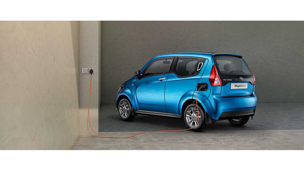 India Favors Electric Over Hybrids