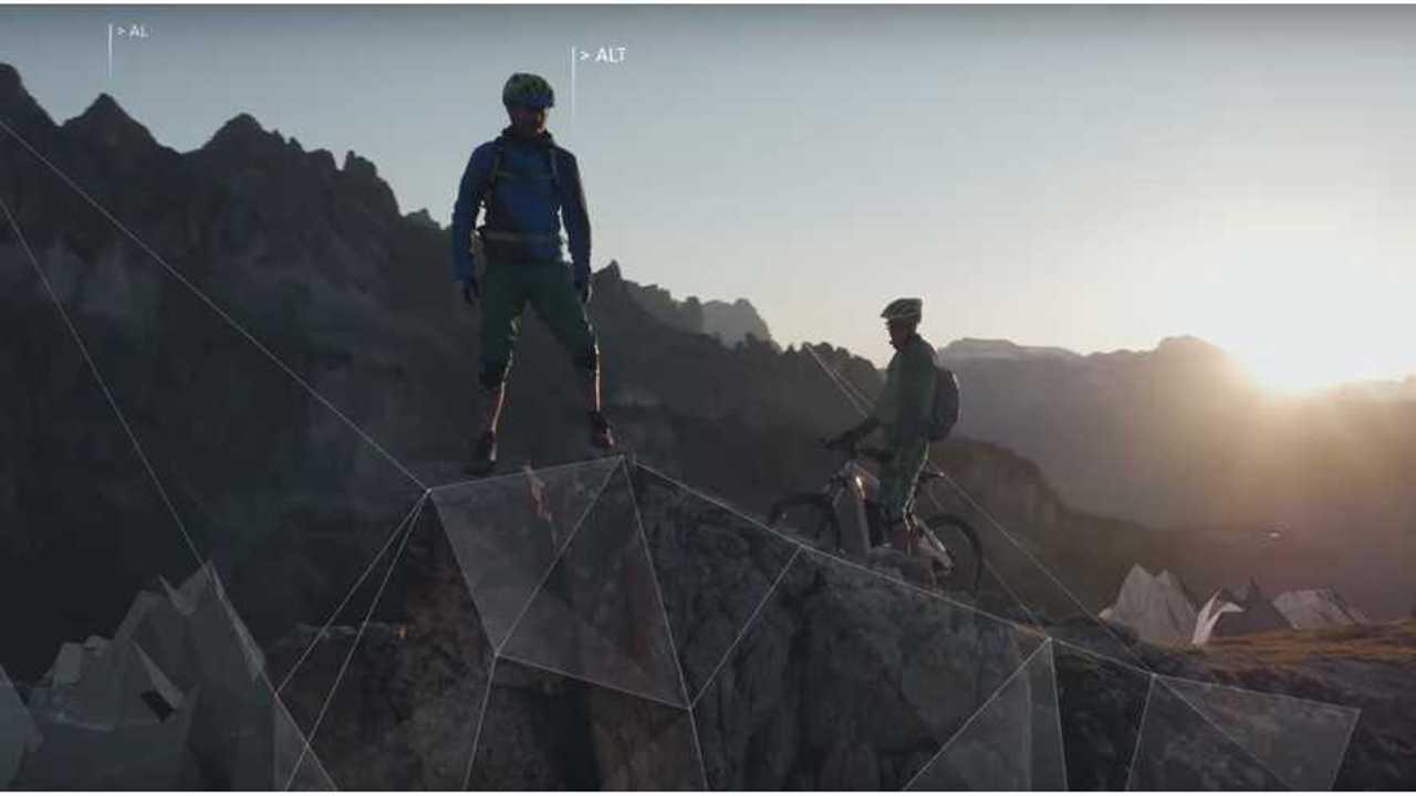 Bosch eMTB Video Candy: Upward Flow II Trailer