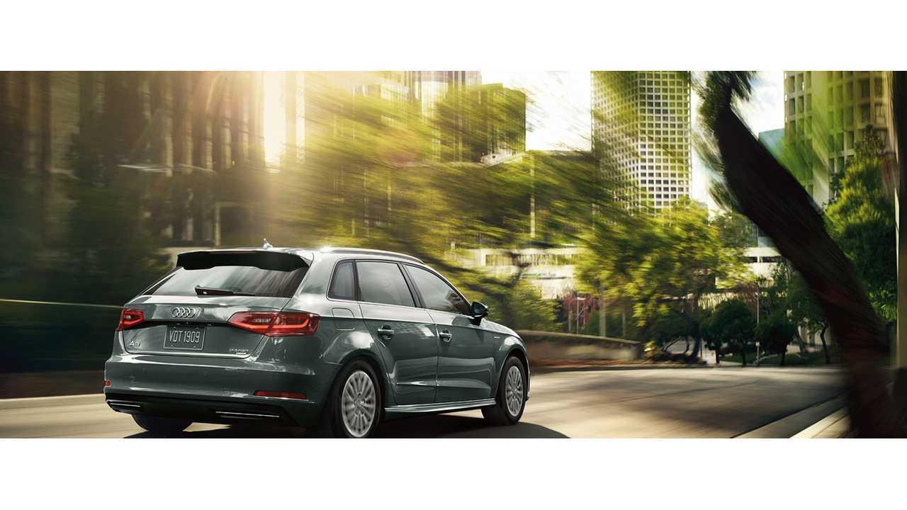 Audi A3 Sportback e-tron Order Books Open Now!