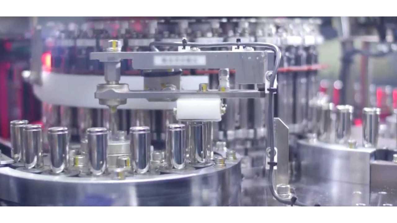 Tesla Model 3 Battery Cell Has World's Highest Energy Density