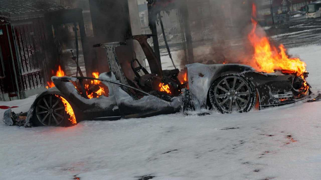 Exploring And Understanding The Fire Risk For Electric Cars