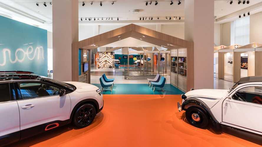 Milano Design Week 2019, Citroen festeggia 100 anni di storia