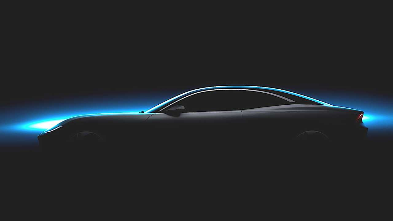 Karma Pininfarina Coupe Teaser