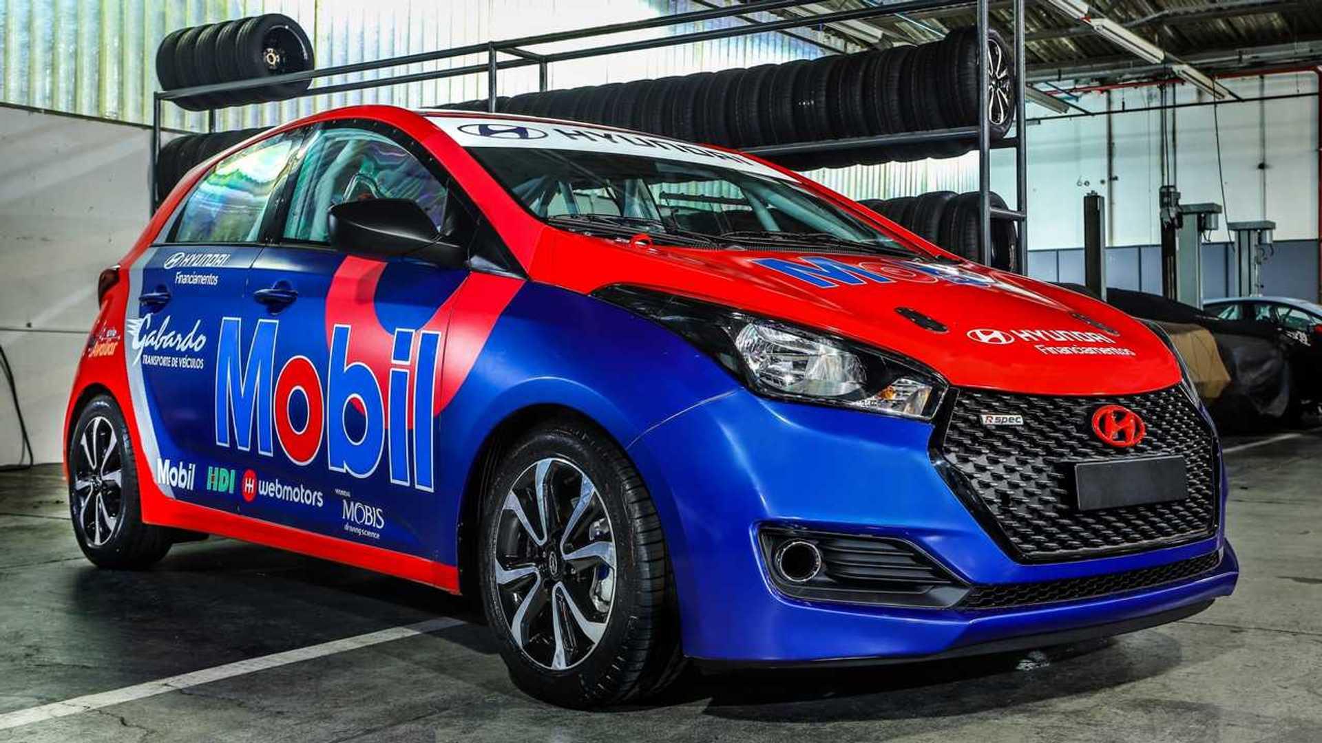 Copa HB20 Motorsport