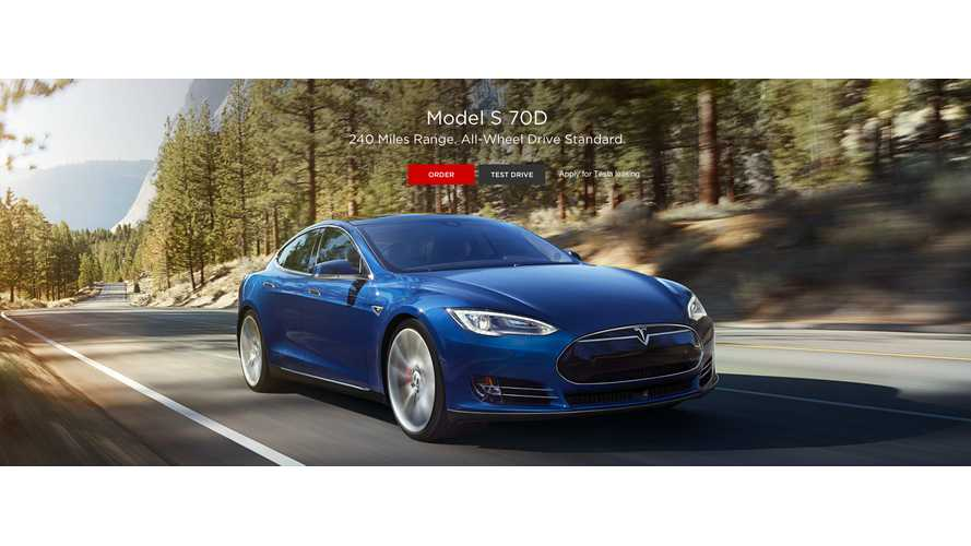 Tesla Model S 70D Review