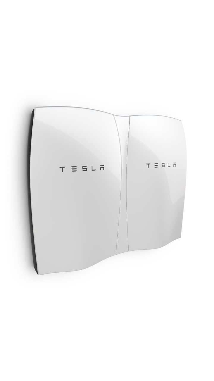 Tesla Energy Powerwalls