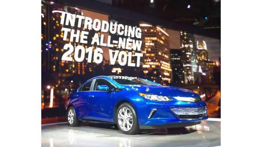2016 Chevrolet Volt Presented By Bowman Chevrolet - Video