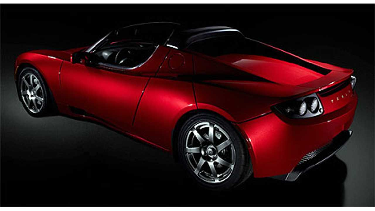 Tesla CEO:  Roadster Update Details Coming Next Week; Is A 400 Mile EV Now A Reality?