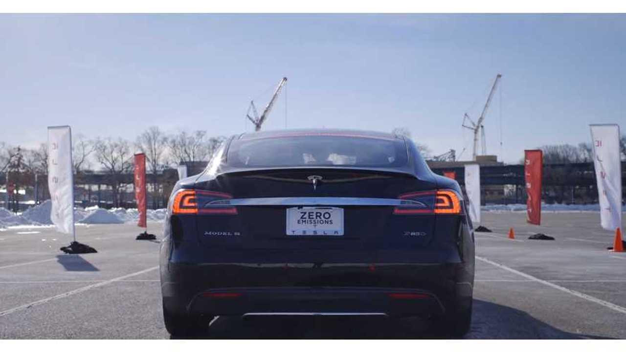 Tesla Model S P85D - The Verge