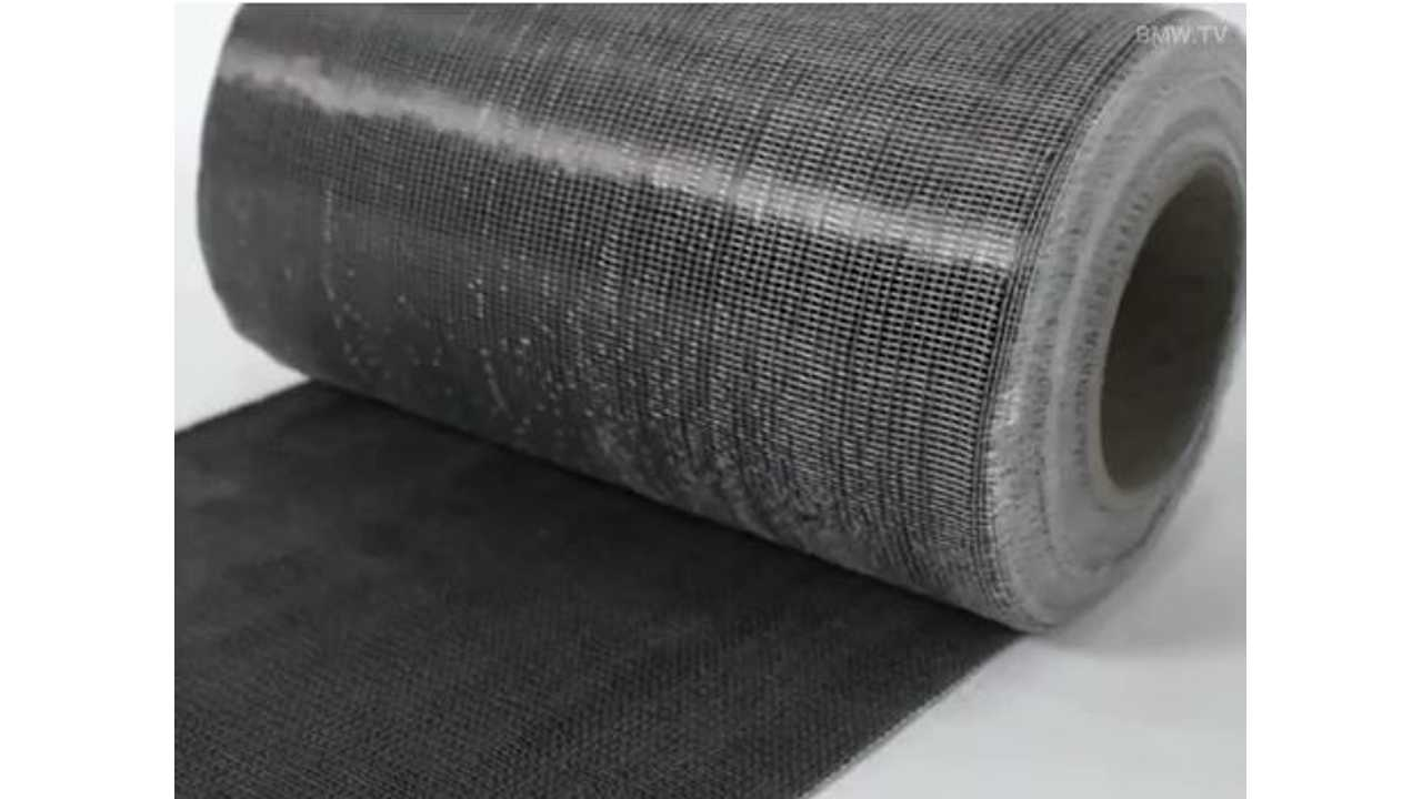 BMW Turns To Japan's Toray As Source For Additional Carbon Fiber