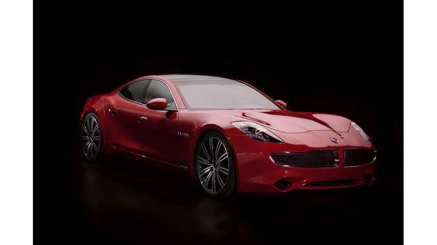 Karma Revero To Be Sold In Europe Starting In 2018