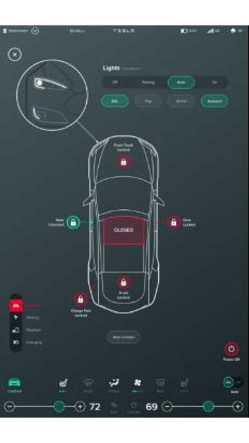 New Tesla User Interface Concept Gets Rave Reviews - Video