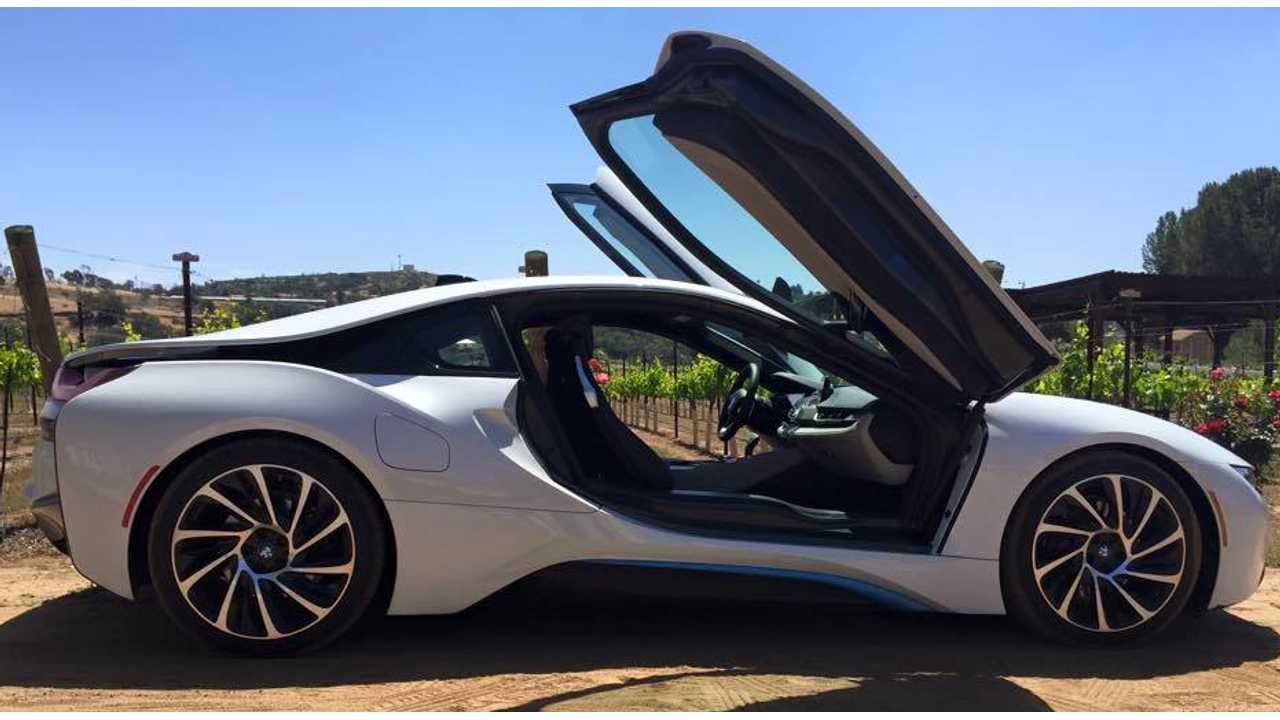 BMW i8 Review After 3 Months Behind The Wheel