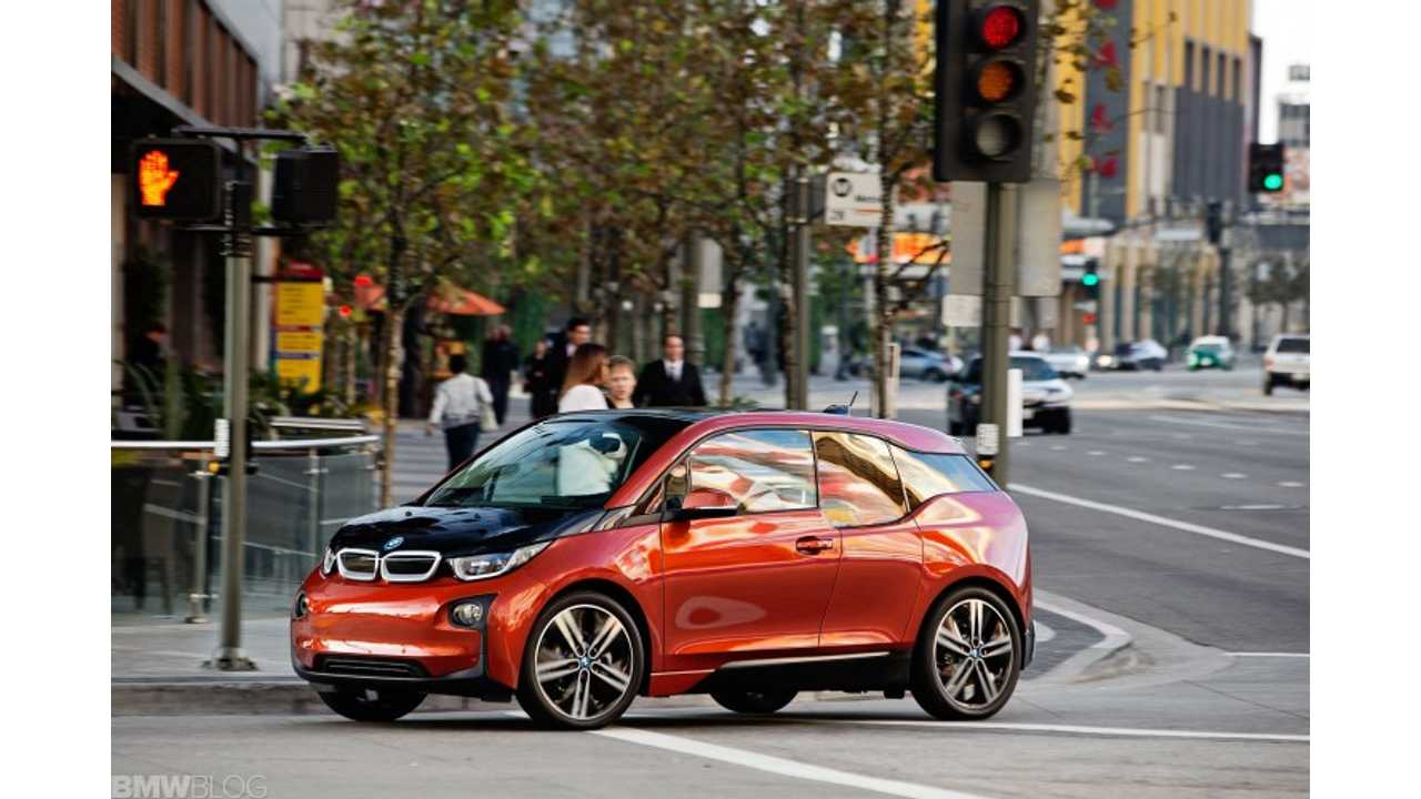 BMW i Ventures Invests In Car Share Company ZIRX