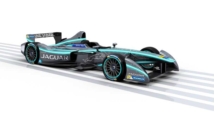 Jaguar Enters FIA Formula E Championship, Replaces Trulli Formula E Team