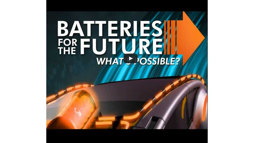 Batteries For The Future, What is Possible - Talk By Yi Cui of Stanford/SLAC