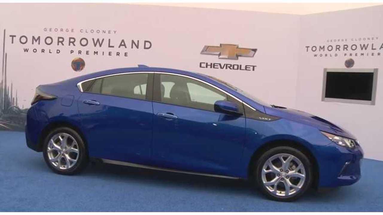Tomorrowland World Premier Video Featuring 2016 Chevrolet Volt